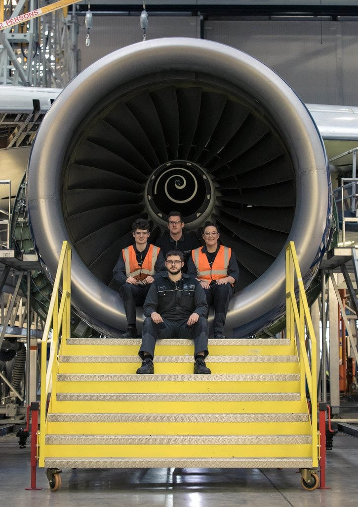 British Airways Engineers