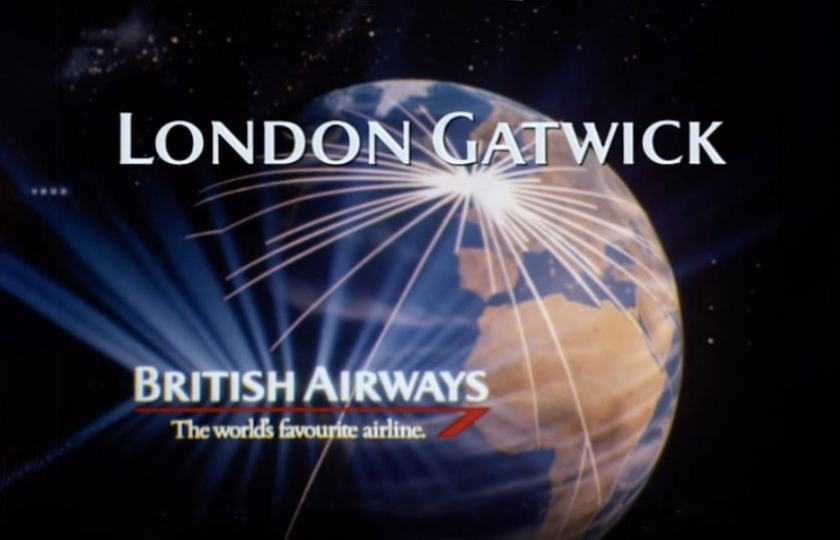 British Airways, London Gatwick
