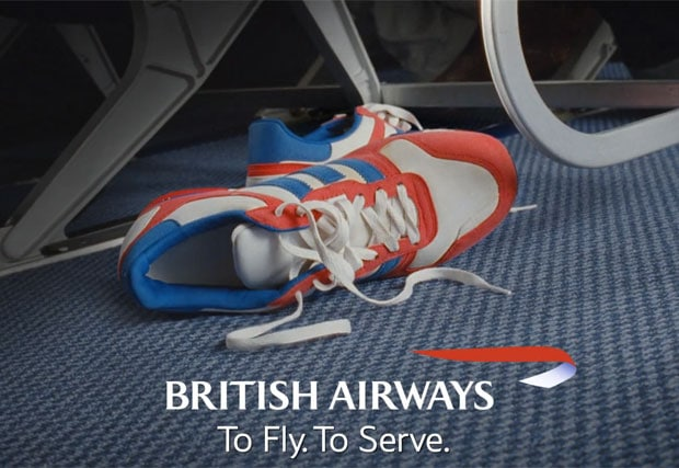 "British Airways ""Relaxed Trainer"" Advert 2012"