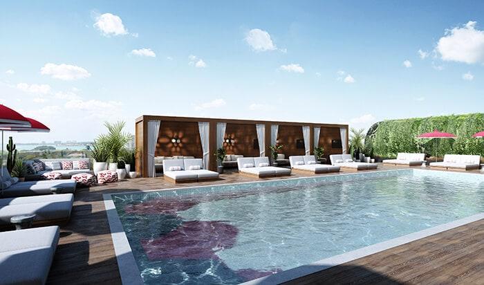 Pool Club, Virgin Hotels Dallas