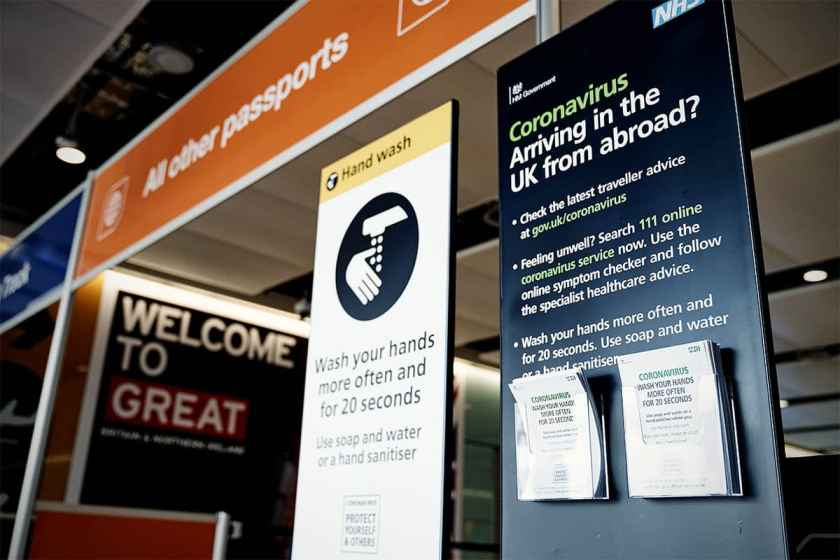 Arrivals, London Heathrow Airport