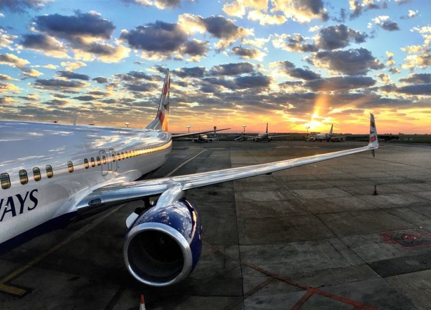 Comair Boeing 737 Aircraft