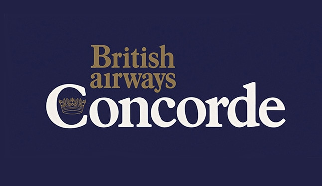 British Airways Concorde Logo (Image Credit: British Airways)