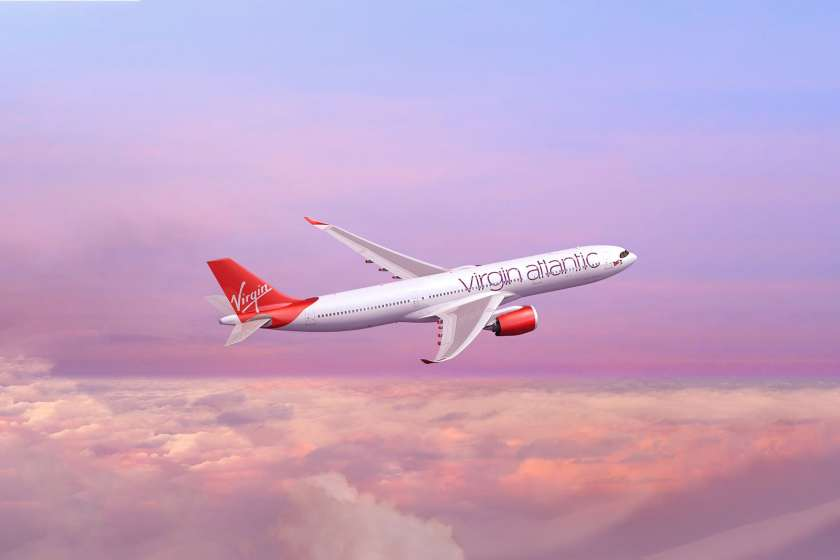 Virgin Atlantic Airbus A330neo Aircraft