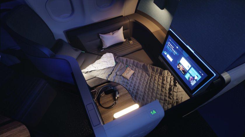 JetBlue Airbus A321 Mint Studio