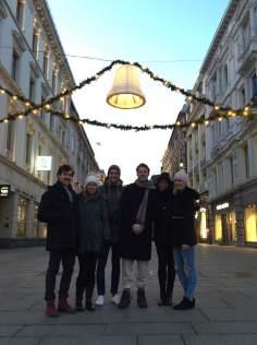 OSLO, Christmas Day