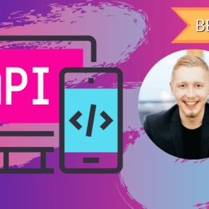 Advanced API course image