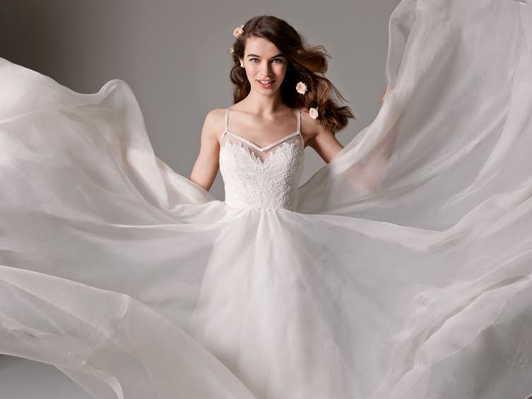 Watters Brides Trunk Show: See The Fall 2015 Bridal