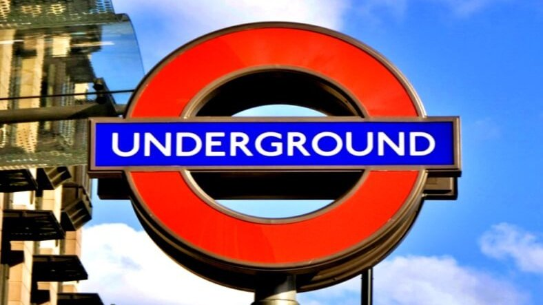 London subway tube stations and London Underground tube