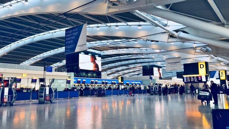 Heathrow Airport Largest Airport in London