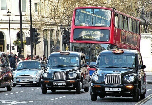Driving in London tips