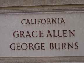 Grace Allen, George Burns