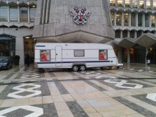 Lord mayor's Caravan