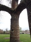 arches, St Botolph's Abbey