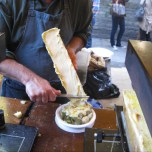 Bill Oglethorpe and British raclette