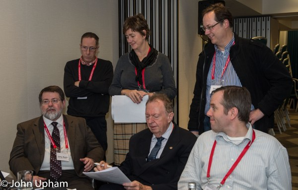 London Chess Conference 2015, Day One