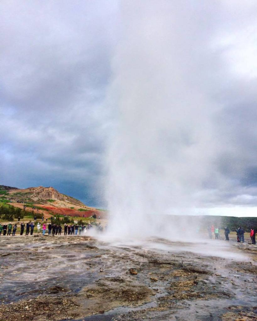 Driving Iceland's Golden Circle