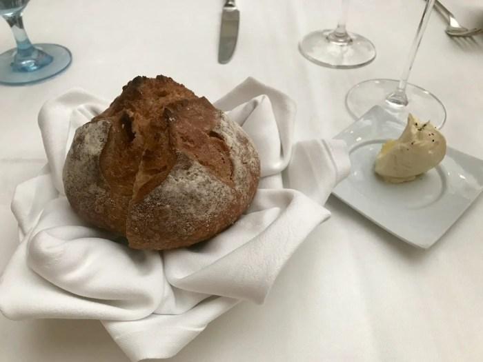 Bread at Celeste at The Lanesborough