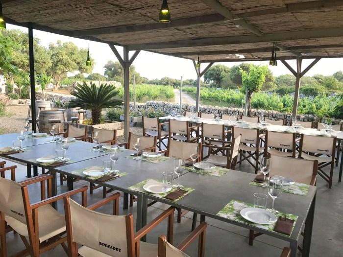 Bodegas Binifadet Winery Menorca