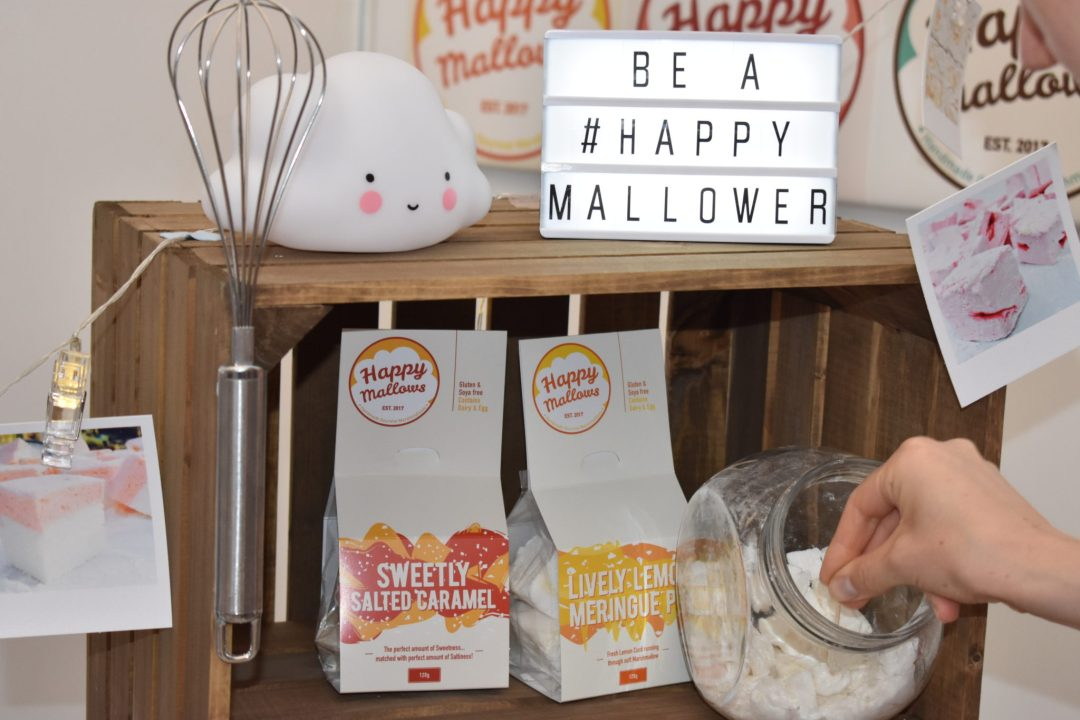 Happy Mallow at Taste of London