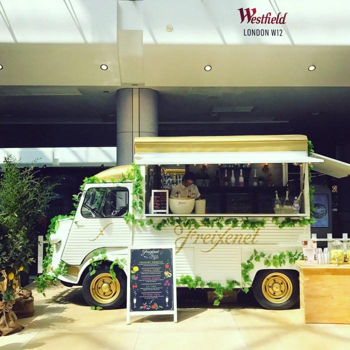 Food Truck Festival Westfield London