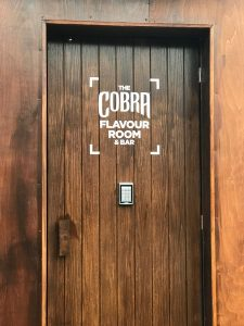 Cobra Beer at London Food Month Night Market