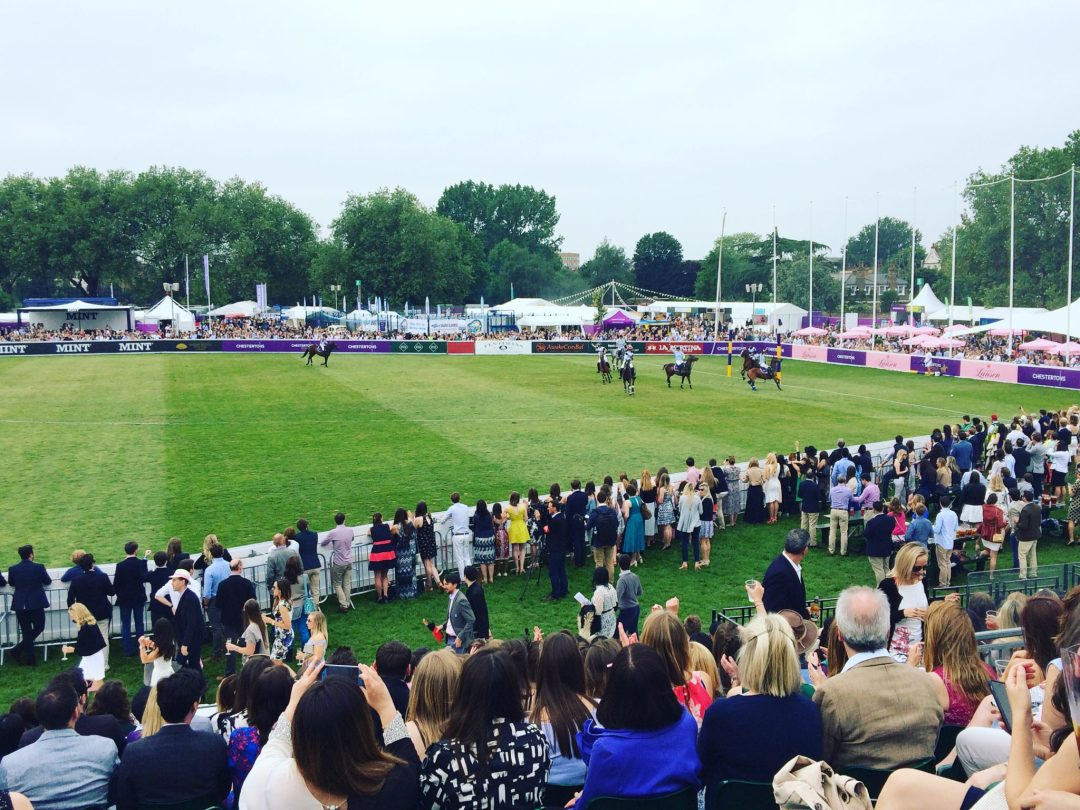 Competition Time | Win 2 Tickets to Chesterton's Polo in the Park