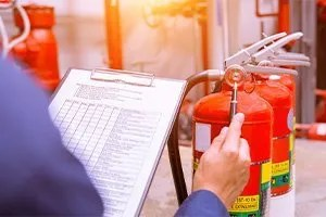 Service Fire Extinguishers