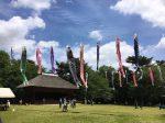 田舎の家でのGWー太陽を求める欧州人と太陽を避ける日本人