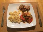 フレンチパパの家庭料理ー夏野菜たっぷりラタトゥイユとフィレミニョン(豚ヒレ肉)