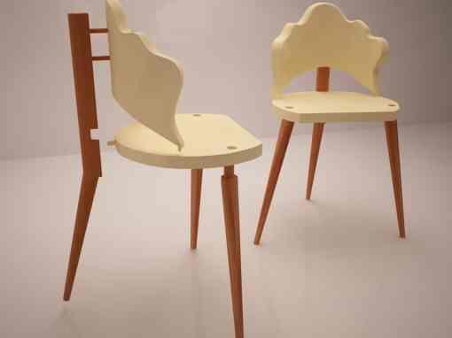 Valkyrie Chair - Aye Win