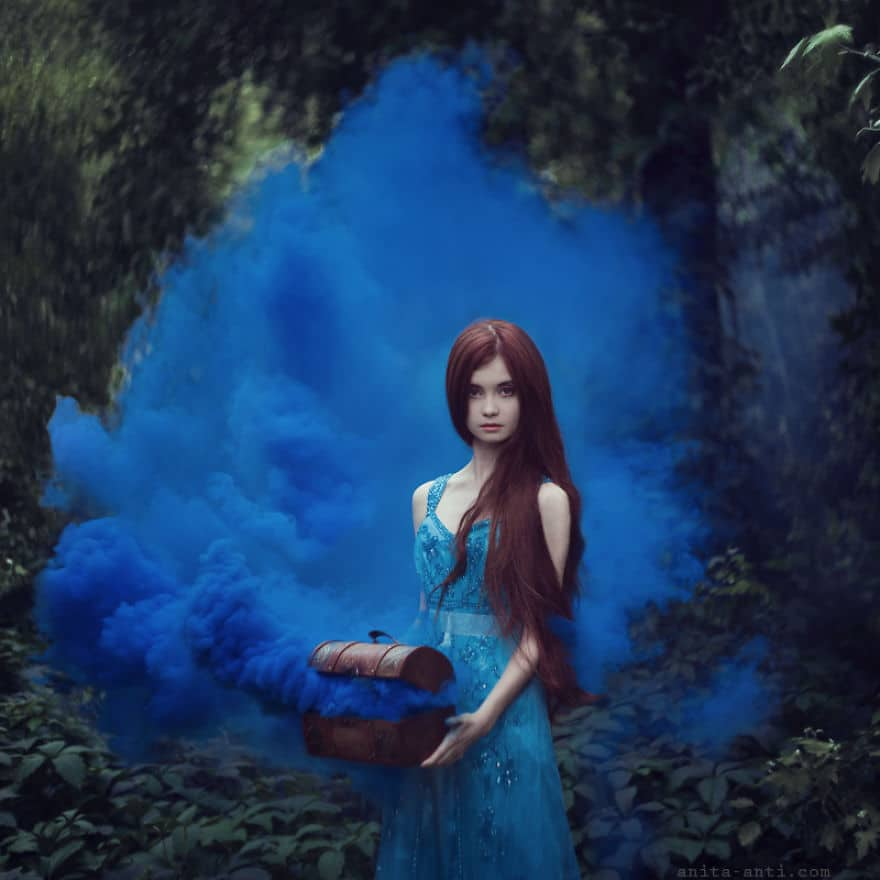 Pandora's box - Anita Anti