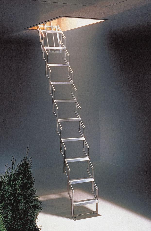 alu fix loft ladder