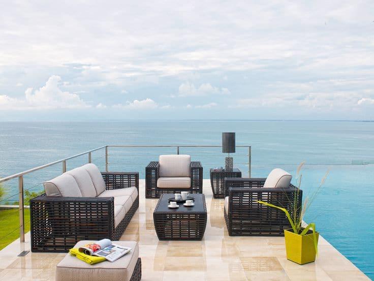 Designer Garden Furniture to Inspire a New Spring Look - Skyline Topaz Collection