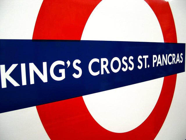 Accessibility Through The Ages  - King's Cross St. Pancras