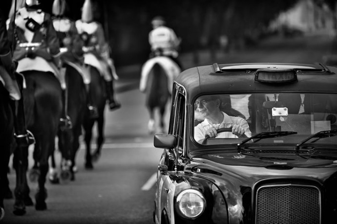 Choosing The Right Office Location - London Taxi Driver