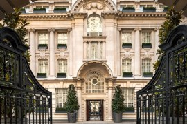Living in Edwardian Luxury with Rosewood London