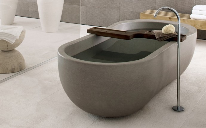 Luxury Trends For Your Bathroom - Stone