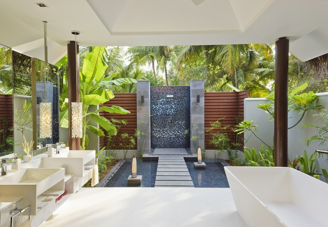 The Most Luxurious Showers In The World From California To