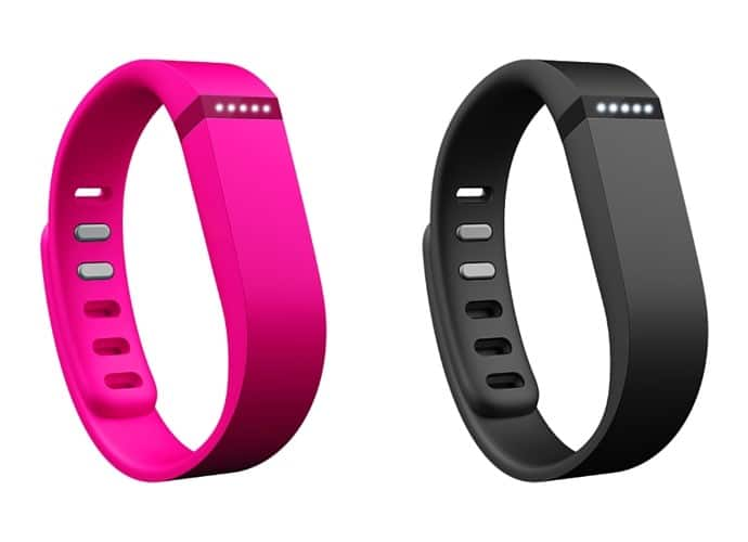 New Year Workout Wear - Fitbit Flex Activity Tracking Wristband