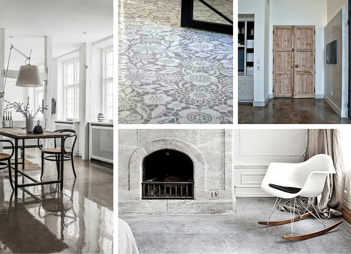 The Benefits Of Concrete Flooring - Concrete Floors Versatility.