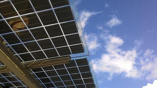 Make Your Office Greener - Solar Panels