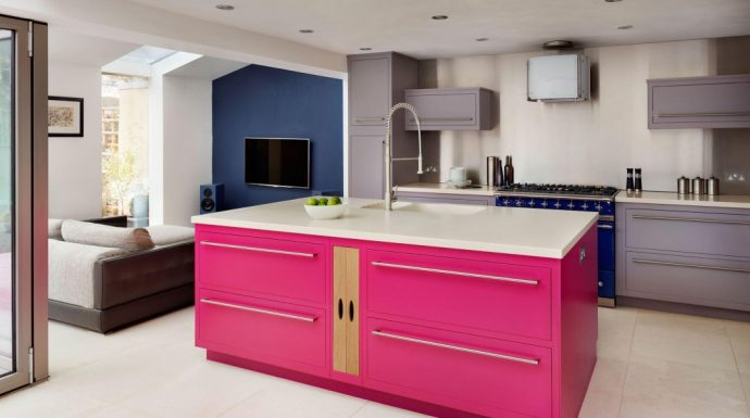 Kitchen Islands – Making The Right Choice - By Harvey Jones Kitchens