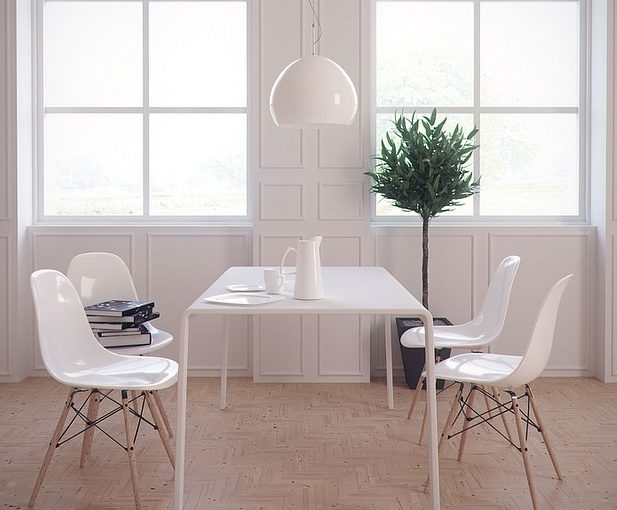How Screed Flooring Can Help You Achieve The Minimalist Look - White Gloss Dining Furniture