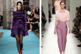 VOGUE Spring/Summer 2017 Colour Trends
