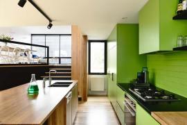 2017 Embraced Pantone Greenery - Image From Clifton Hill House / Preston Lane Architects - Photographer Derek Swalwell