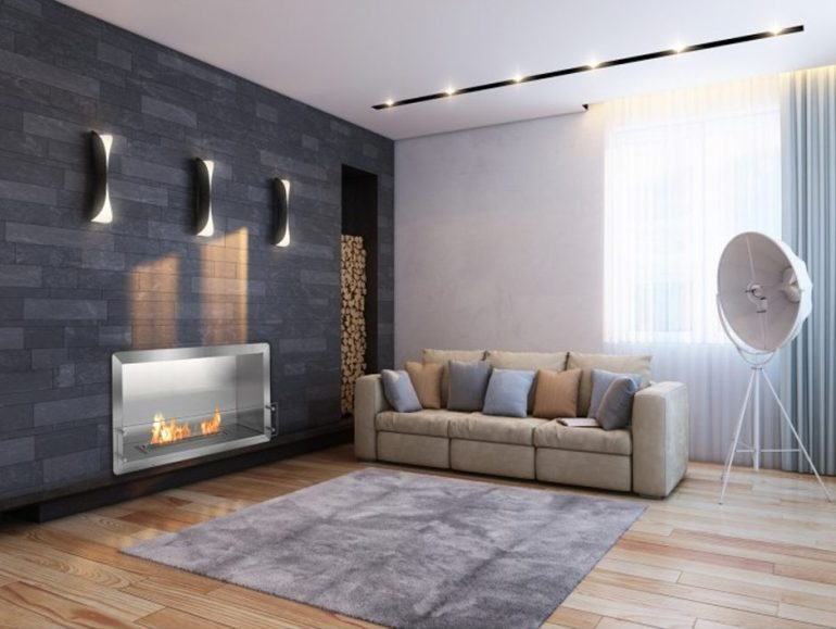 Fashionable Feature Walls