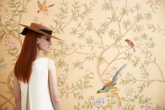 Mad For Hatters - Images From Behance - By Sandrine and Michael