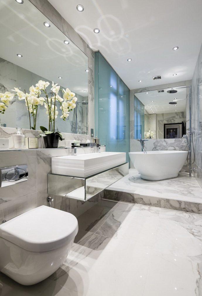 Alexander McQueen's Mayfair Penthouse