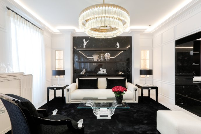 Three Interior Design Trends In Monaco To Know Right Now - Black On Trend